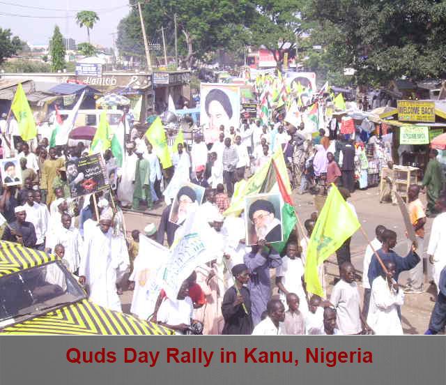 Quds Day Nigeria