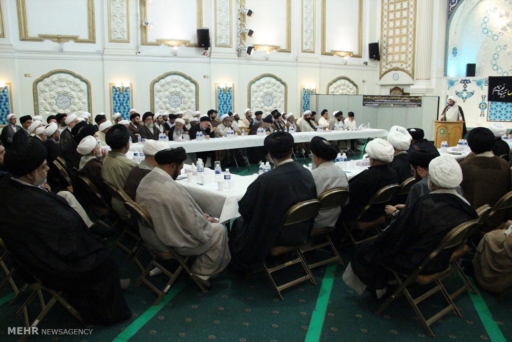 Iranian regime's network of Islamic Centers, seminaries and